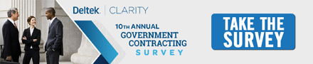 2019 Deltek Clarity Government Contracting Survey