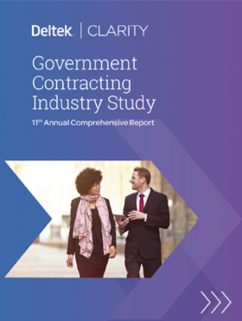 Preview of 11th Annual Clarity Government Contracting Industry Study